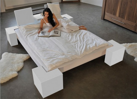 fabulous sonic bed design